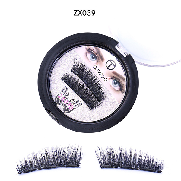 3D Magnetic False Eyelashes Reusable Thicker Magnet
