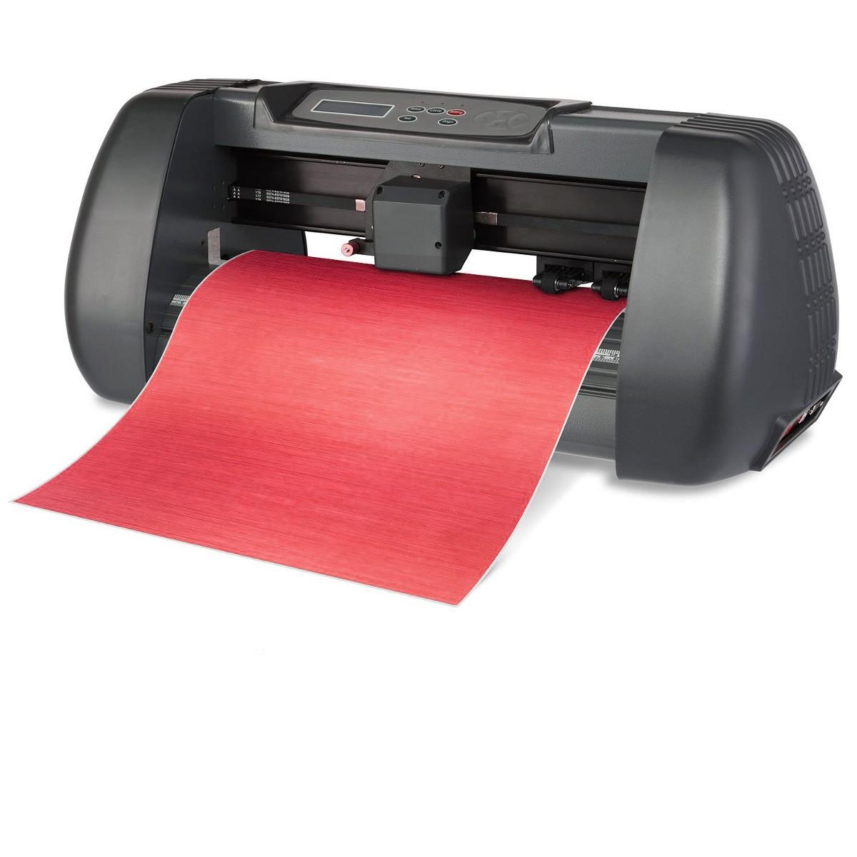50Pcs Transfer Foil Paper Hot Laminator Red for Laser Printer