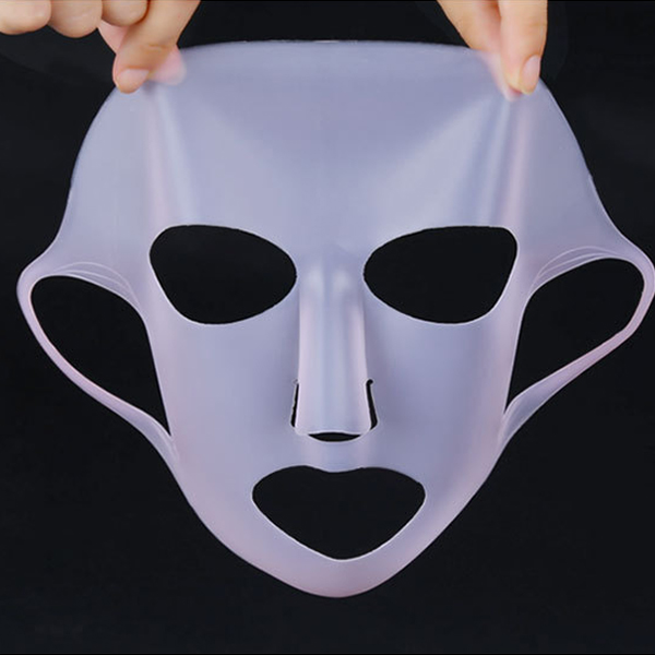 Reusable 3D Silicone Mask Cover Locking Water Nutrition Facts Hydrating Evaporation Face Care Tool