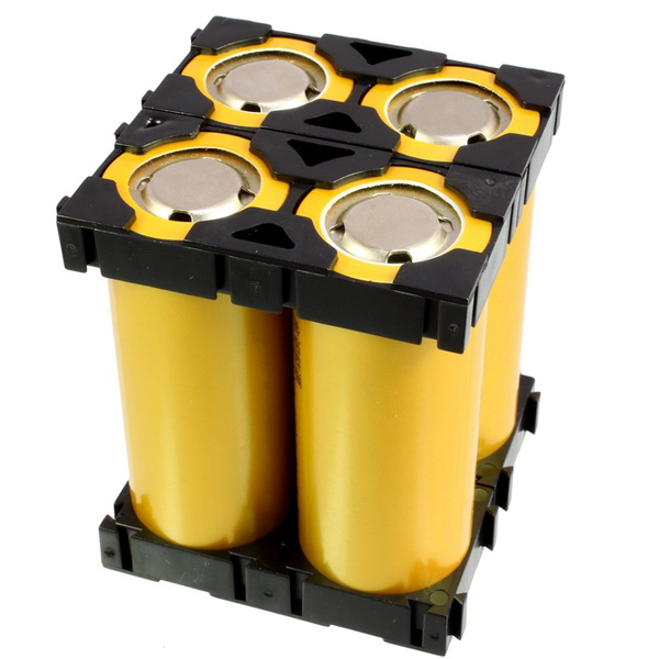 26650 Radiating Shell ABS Plastic Holder Battery Pack Spacer