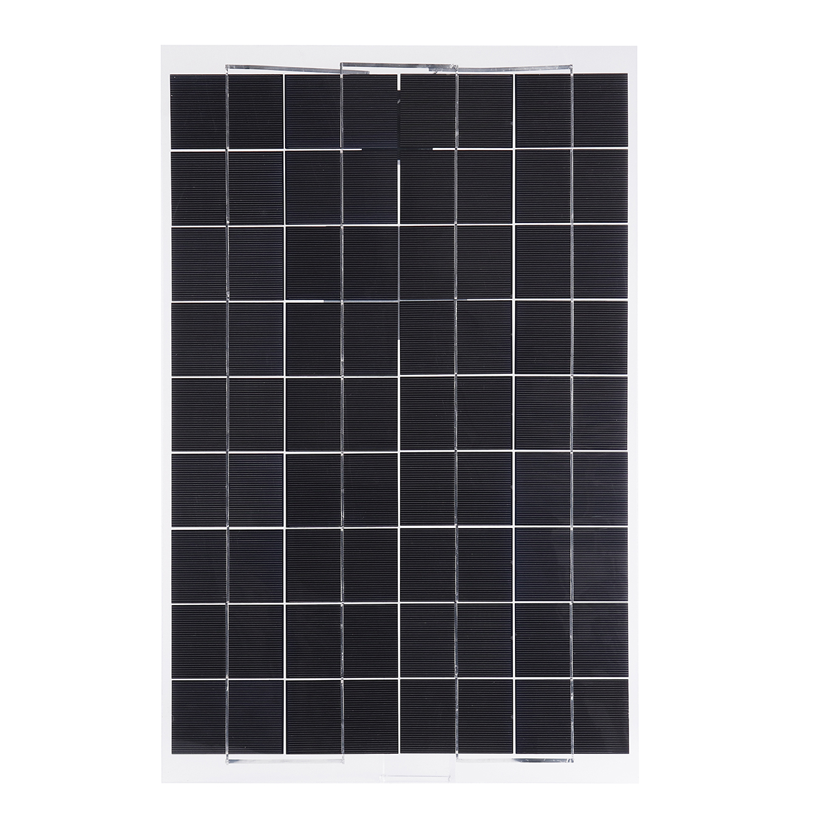 30W 12V Mono Flexible Solar Panel Battery Charger For RV Boat