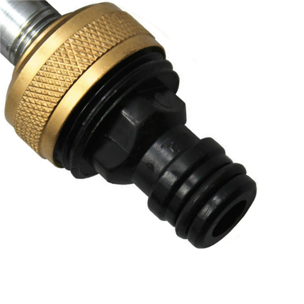 Aluminum Alloy High Pressure Washing Cleaning Gun Nozzle Hose Wand Attachment
