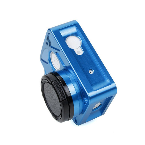 TMC HR327 Aluminum Frame 37mm UV Filter Lens Protective Cover Ultralight for Xiaomi Yi Sports Action Camera