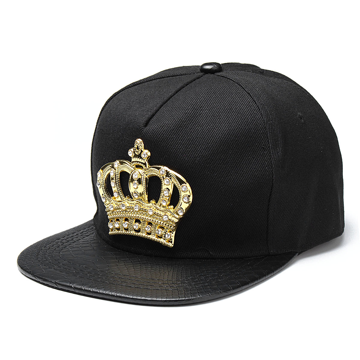 5eead57641b50 Women Snapback Hats Crown KING Baseball Caps Men Adjustable Hip-hop Hats