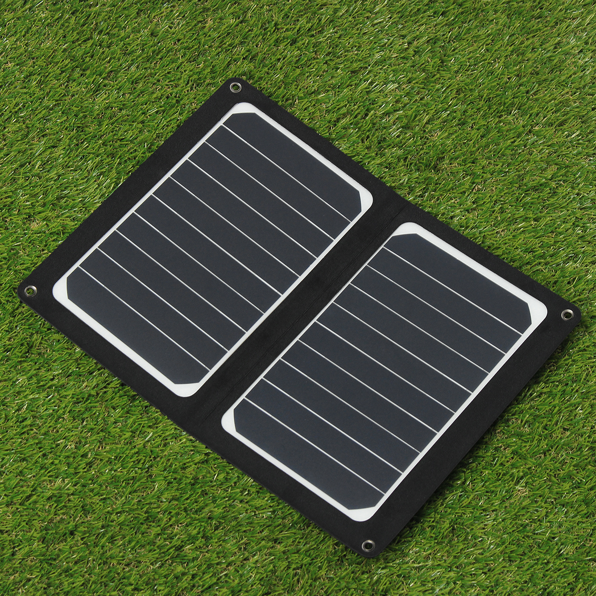 10W 6V 6mm Slim & Light USB Solar Panel External Battery Charger Power Bank Pad