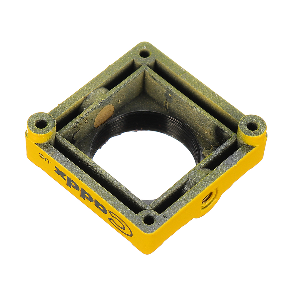 Caddx CM08 Camera Protective Case Set for Turbo Micro S2/SDR2 Plus Yellow/Green/Black