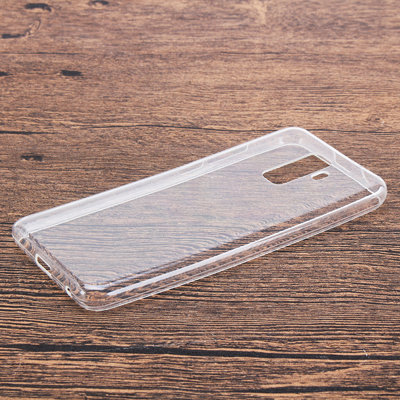 bakeey ultra thin transparent soft tpu protective case for leagoo m9