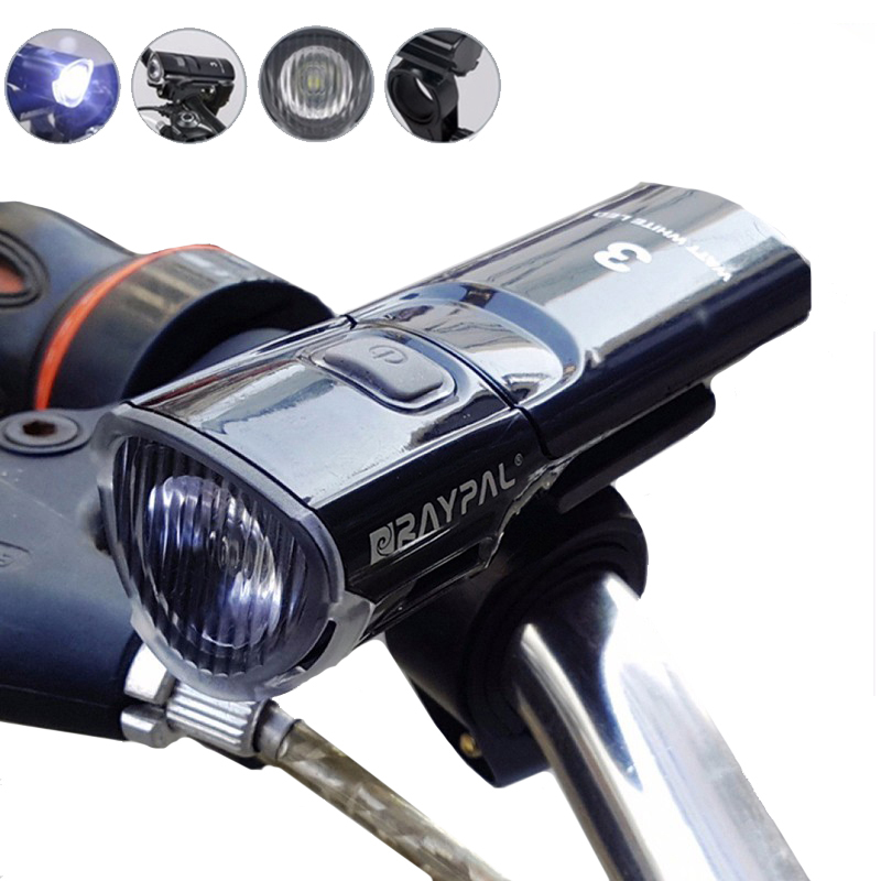 350 Lm  Q5 LED Cycling Bike Bicycle Head Front Light Torch+Mount+Taillight