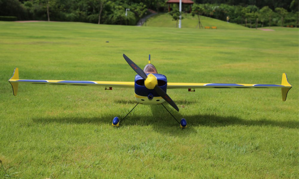 OMPHOBBY T-STORM EDGE 540 1525mm Wingspan Balsa Wood 3D Aerobatic RC Airplane KIT/PNP