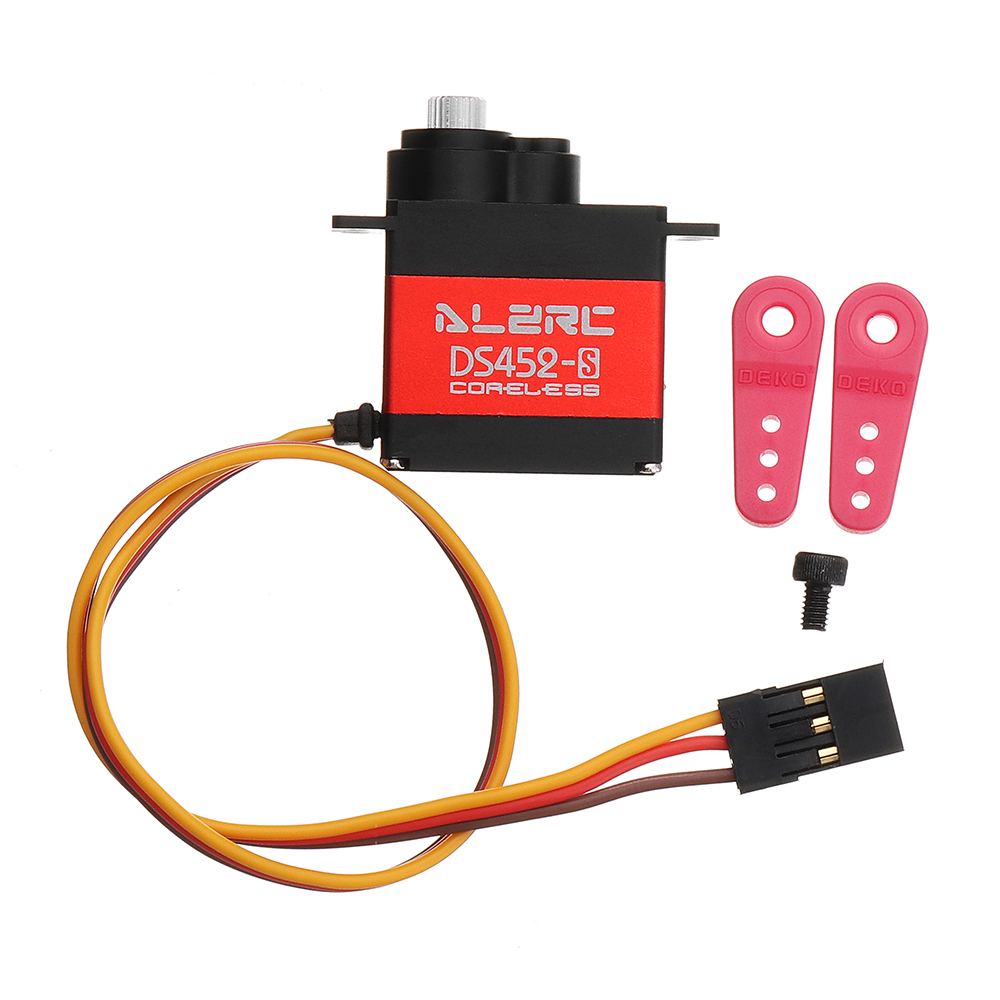 ALZRC DS452S Swashplate Coreless Mini Digital Metal Servo For 450 RC Helicopter