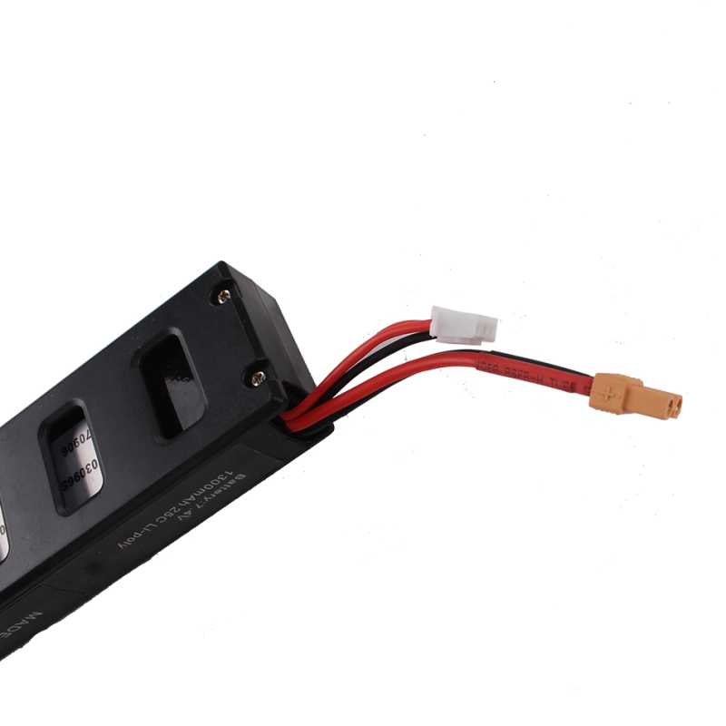 7.4V 1800mAh 25C Lipo Battery For MJX B3 Bugs 3 RC Quadcopter