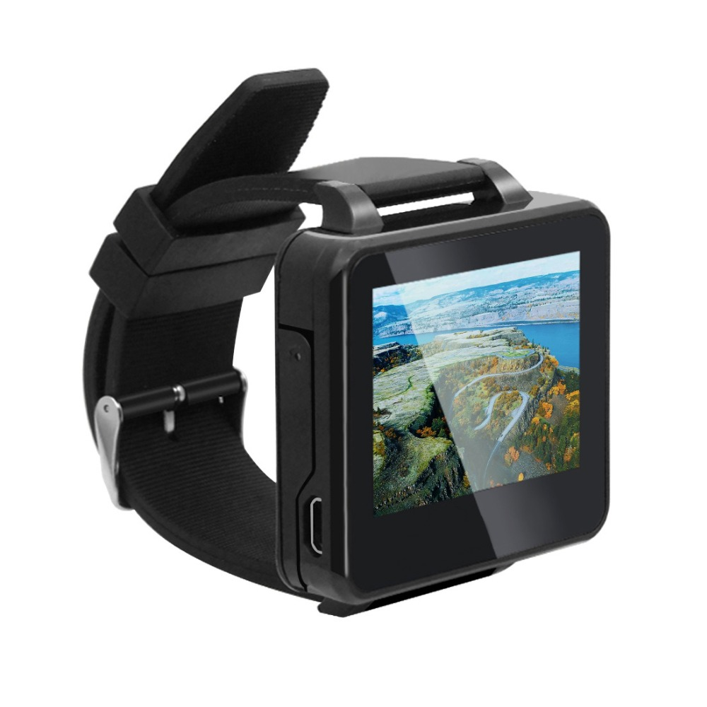 "200RC FPV Wearable Watch 2"" LCD 5.8G 40Ch FPV Monitor Wireless Receiver Watch LCD Display for FPV RC Drone - Photo: 2"