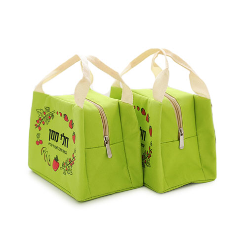 Fashion Portable Insulated Oxford Cloth Lunch Bag Thermal Food Picnic Lunch Waterproof Bags