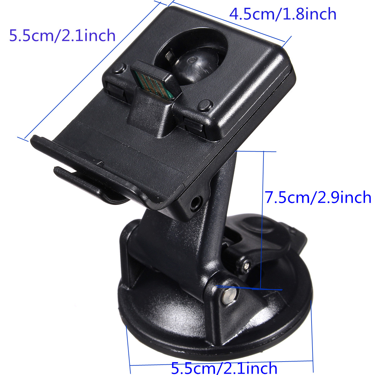 Car Windshield Suction Cup Mount GPS Holder for Garmin Nuvi 300 300T 310 310T