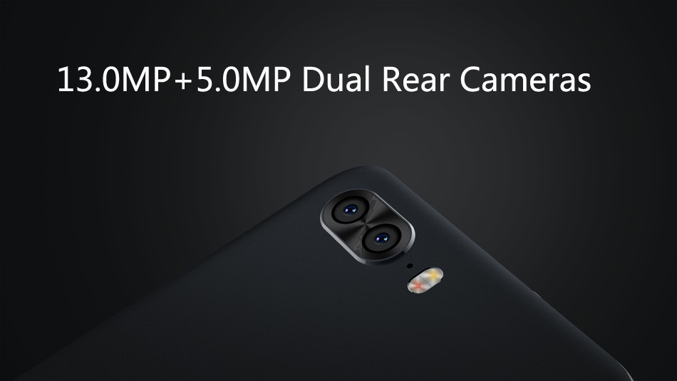 SHARP R1S 5.5 Inch 5000mAh 3GB RAM 32GB ROM 13MP+5MP Rear Cameras MT6750 Octa Core 4G Smartphone