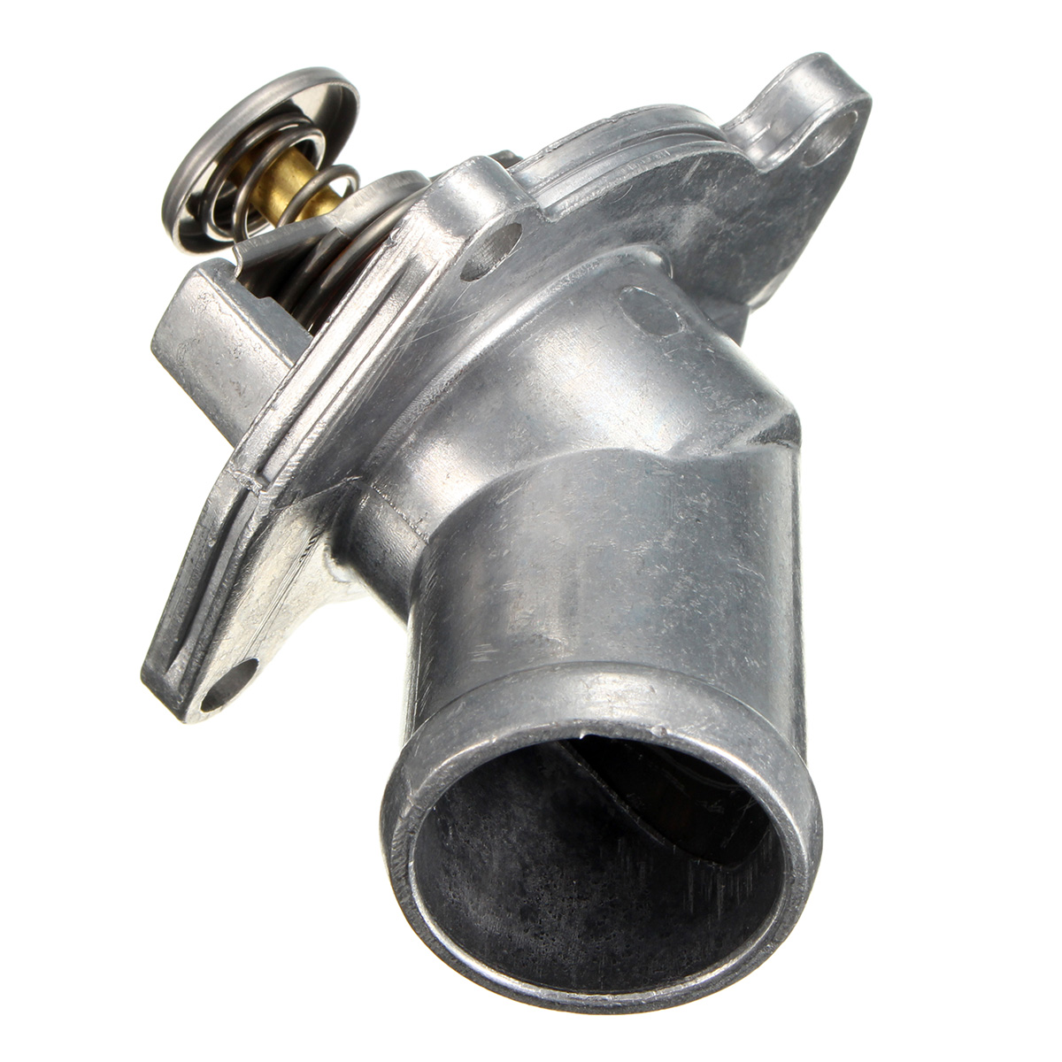 New Engine Coolant Thermostat Kit For Opel Vauxhall Corsa Sale Shipping Methods