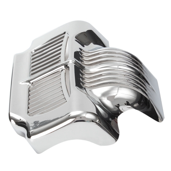 Oil Cooler Cover Chrome For 2011-2015 Harley Touring Electra Road Street Glide