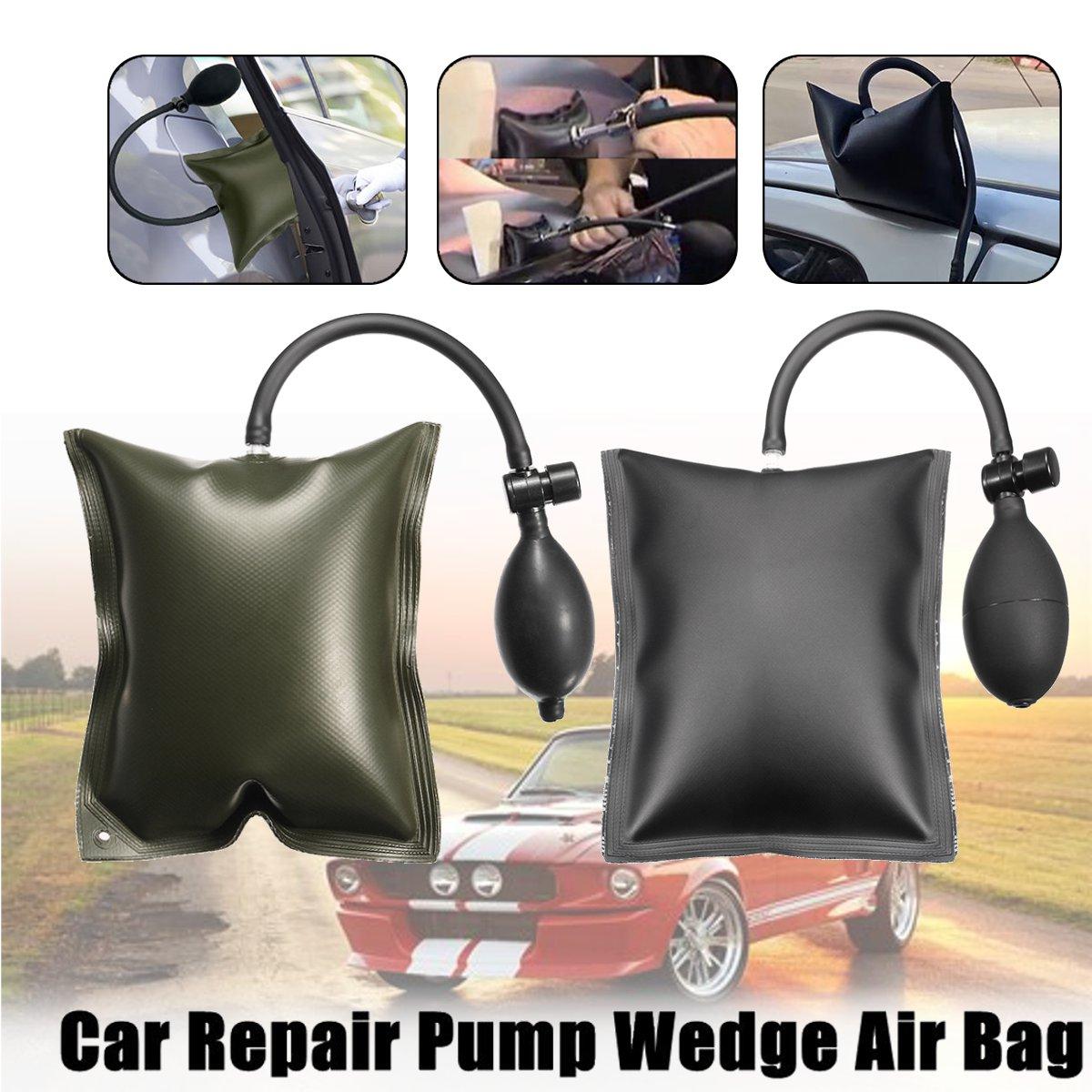 Air Pump Wedge Repair Car Window Door Key Lost Airbag Lock Out Emergency Open Unlock Pad Locksmith Tool