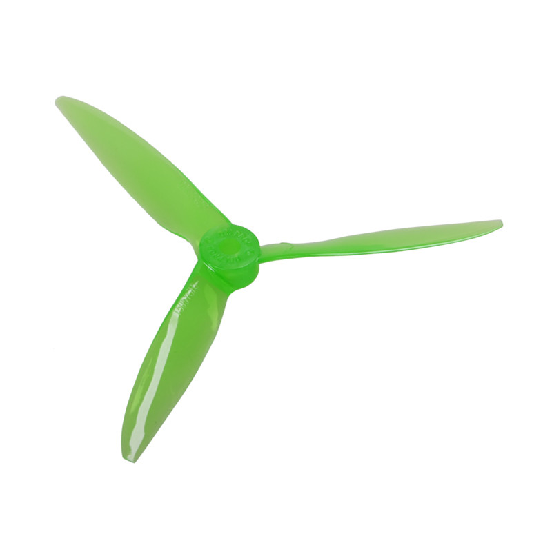 2 Pairs Dalprop Cyclone T5051C 5x5.1 3-blade Propeller CW CCW for RC Multirotor FPV Racing Drone