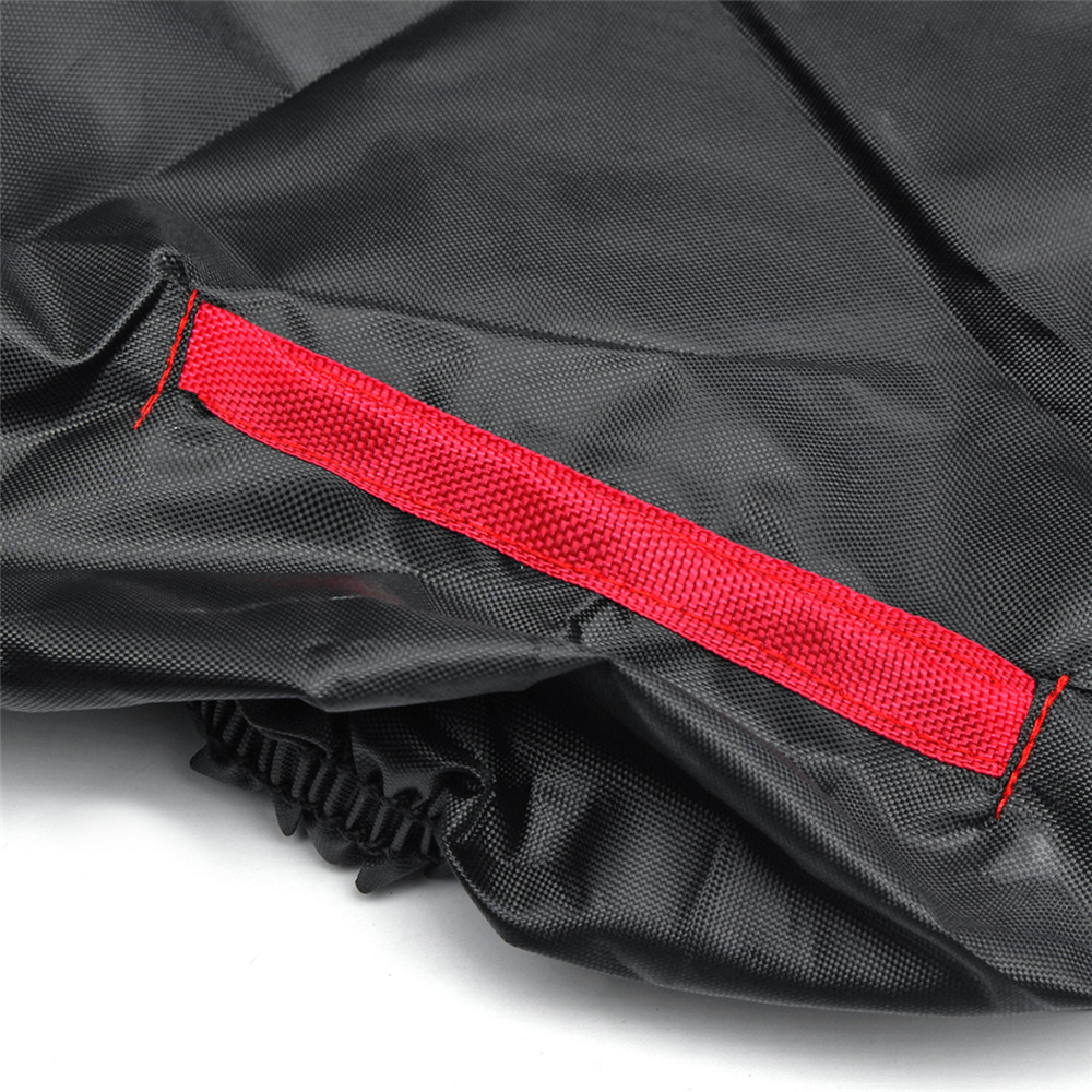 245x105x125cm 210D Oxford Motorcycle Scooter Waterproof UV Dust Protector Rain Cover