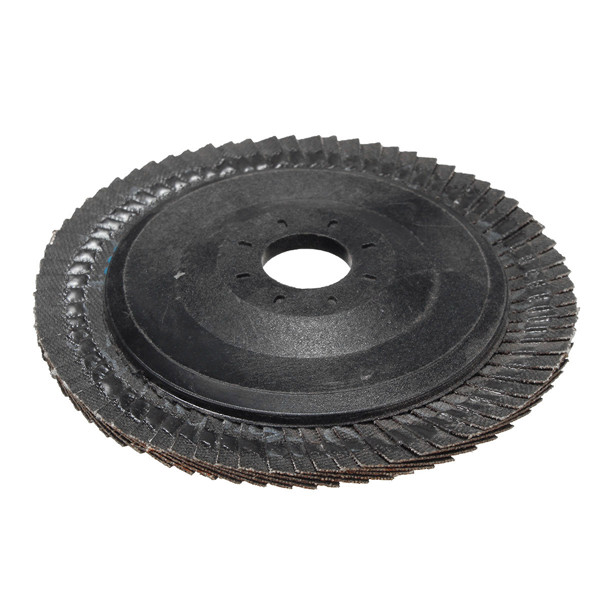 100mm Grinding Wheel Angle Grinder Flap Sanding Disc 120/240/320 Grit Abrasive Wheels
