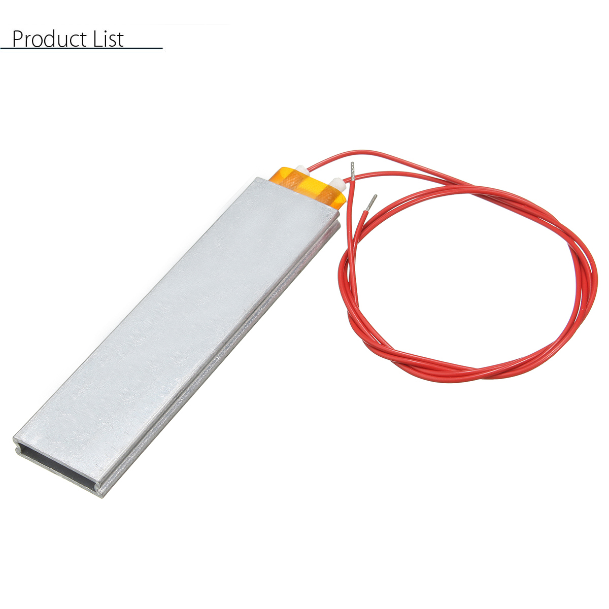 110V 80W Incubator Heating Element Replacement Part For 48/56 Egg Incubator