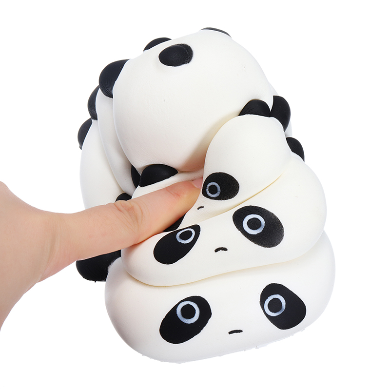 Squishy Pandas Soft Slow Rising Cute Animal Squeeze Toy Gift Decor