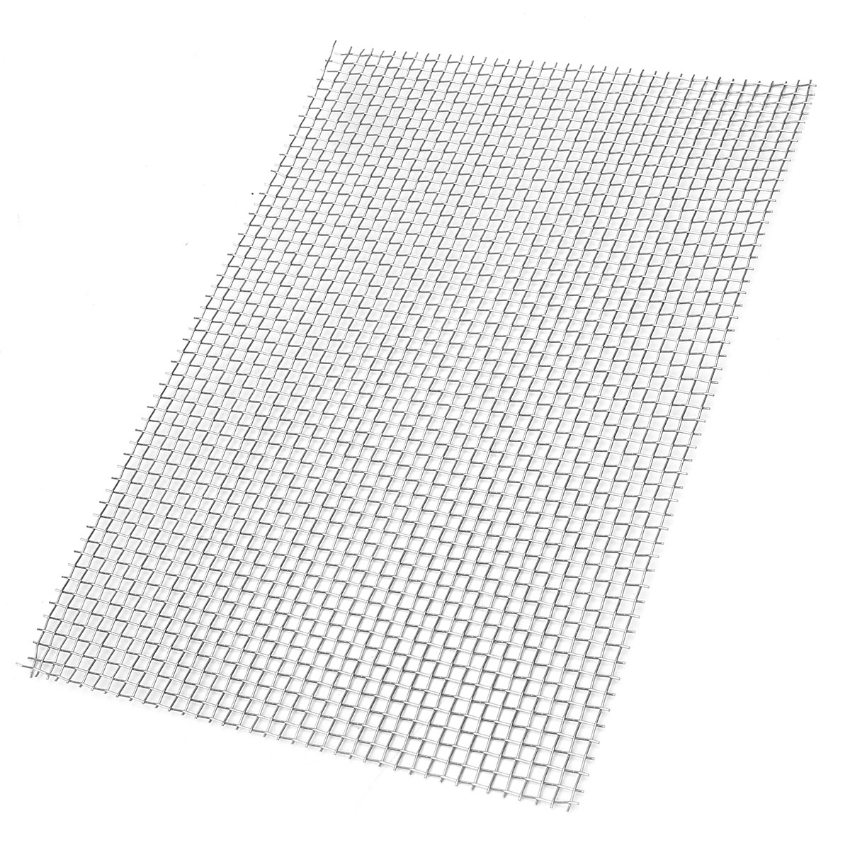 210×300mm Stainless Steel 5 Mesh Filter Water Wire Mesh Filtration Woven Wire