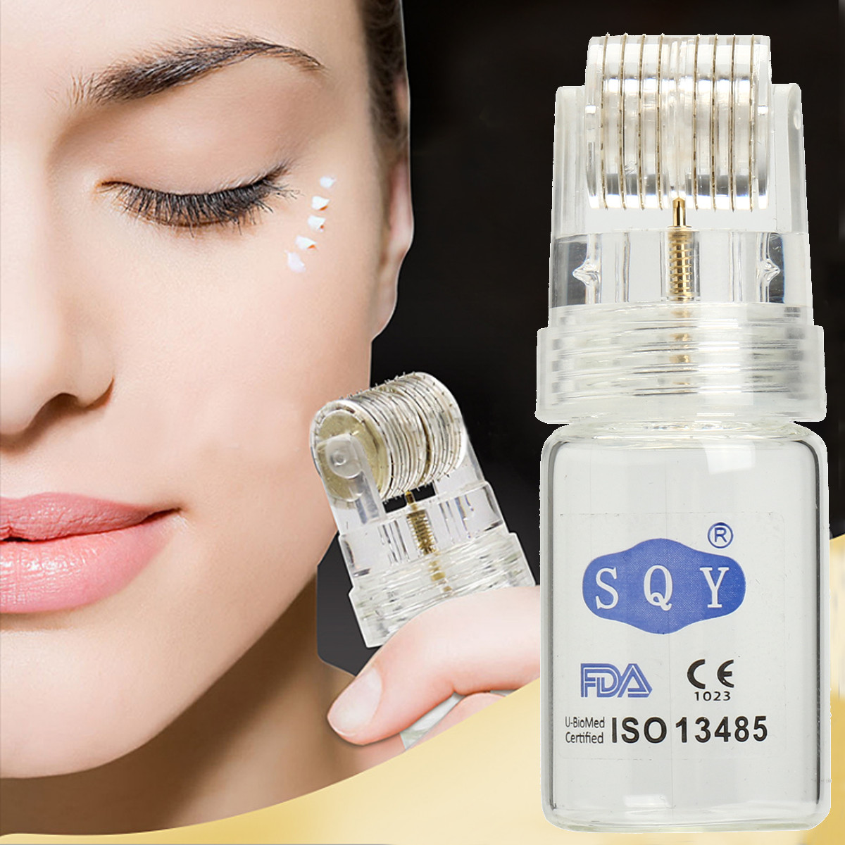 0.25mm Anti Aging Wrinkle Whitening Skin Therapy