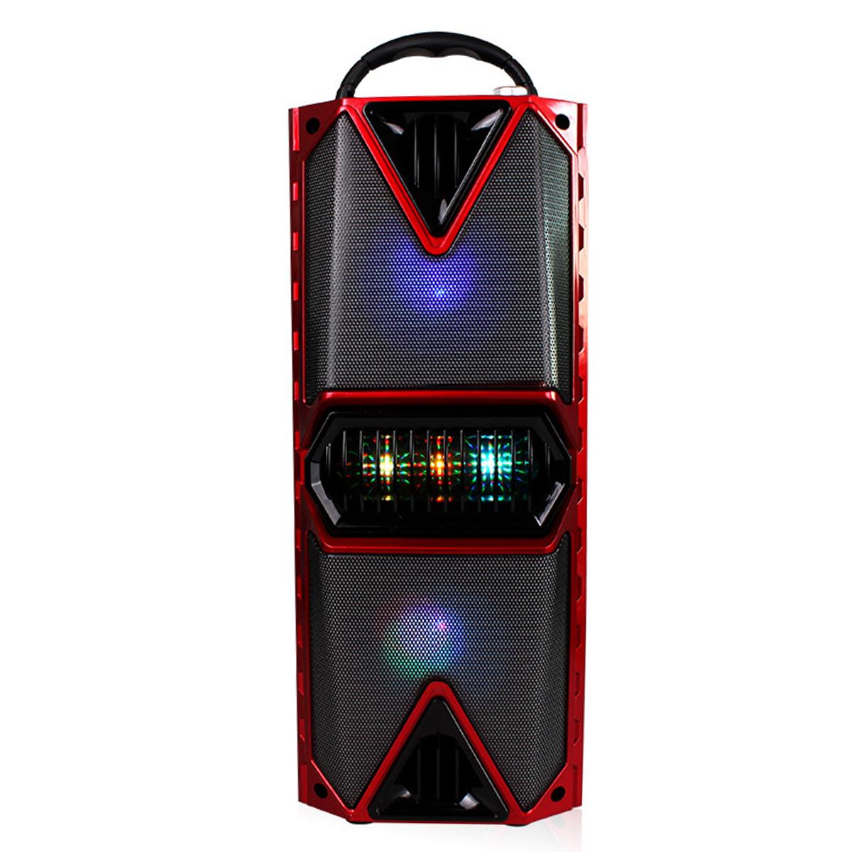LED Wireless Bluetooth Outdoor Car Loud Speaker Treble