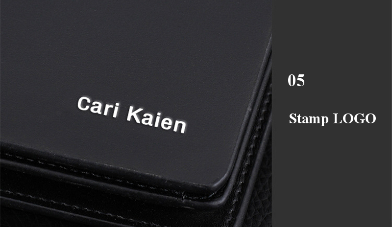 11 Card Slot SIM Card Slot Zipper Bag PU Leather Men Clutch Phone Wallet for Phone Under 5.5 inches
