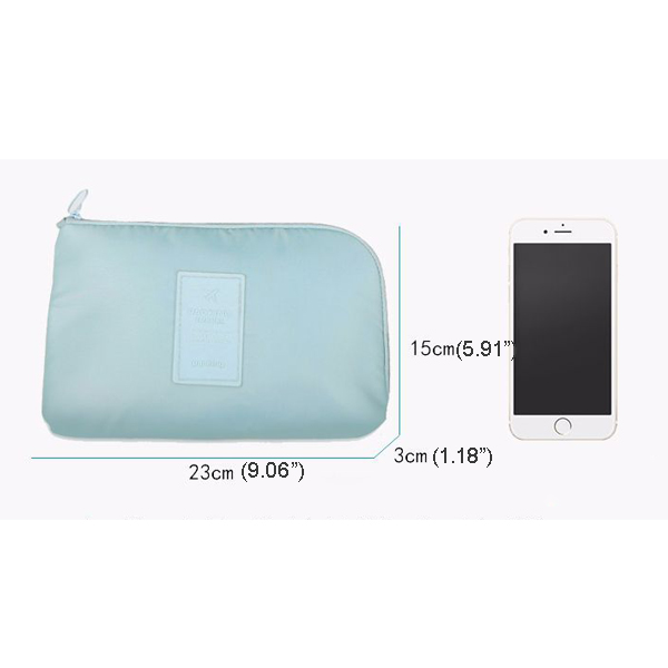 Charging Mobile Phone Pouch Finishing Bag Purse