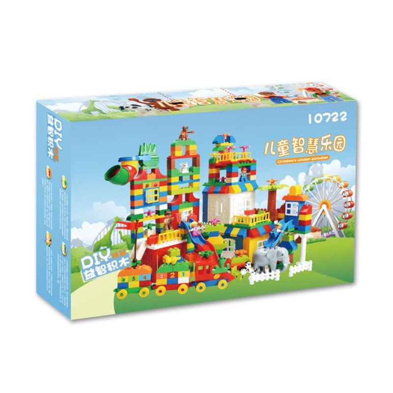 Big Size Building Blocks Educational Toys Children Gifts 225Pcs