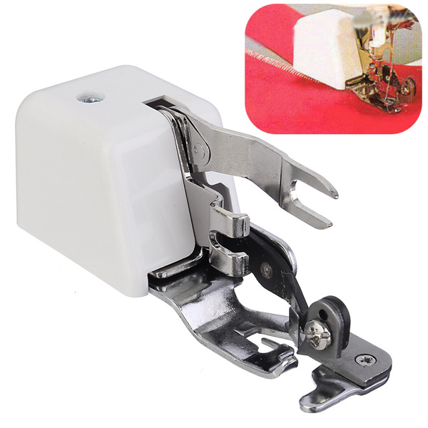 Side Cutter Overlock Presser Foot Feet Sewing Machine Attachment Part Accessary