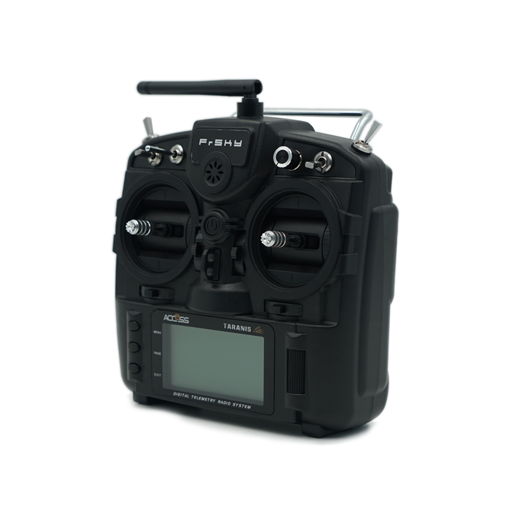 FrSky Taranis X9 Lite 2.4GHz ACCESS 24CH Classic Form Factor Portable Transmitter for RC Drone/Fixed Wing/Multicopters/Helicopter - Photo: 7