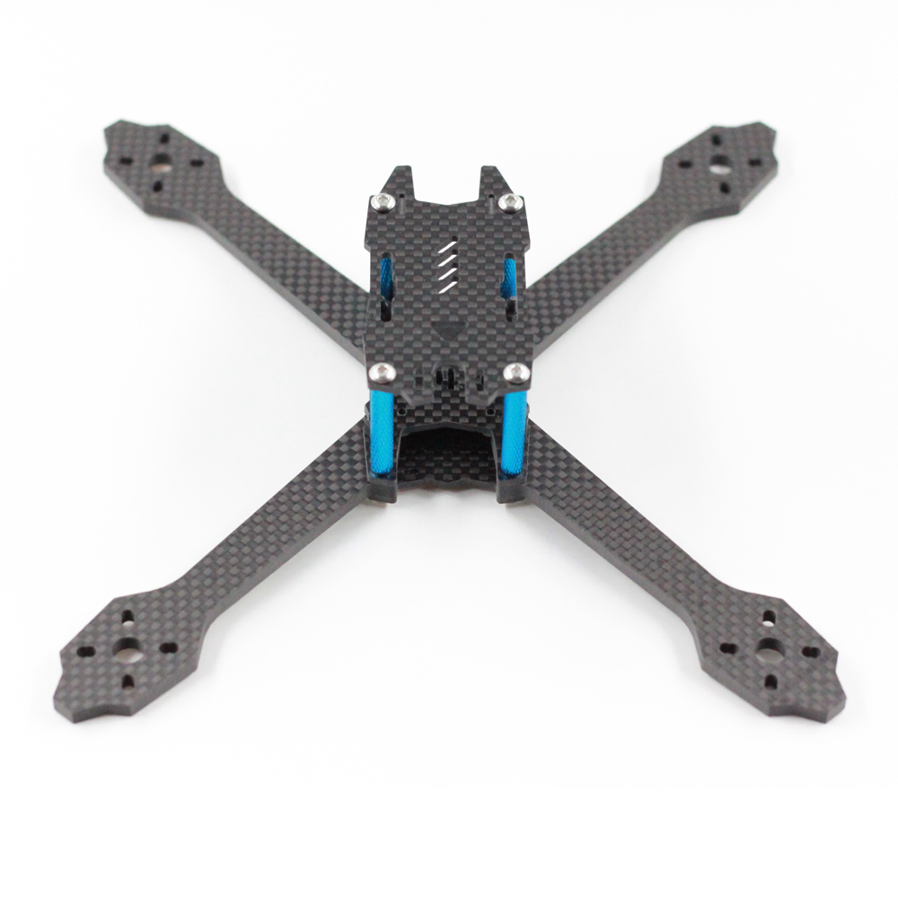 A-Max Standard-4 205mm FPV Racing Frame Kit 4mm Arm For RC Drone Supports RunCam Micro Swift
