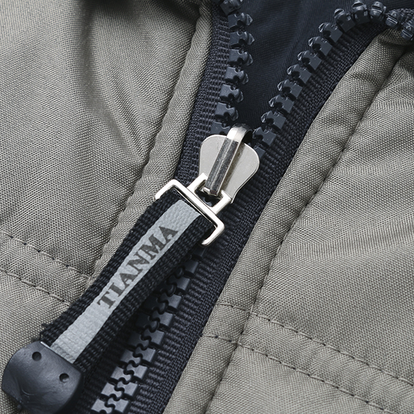 Casual Outdoor Multi Pockets Zipper Sleeveless Jackets Vest for Men
