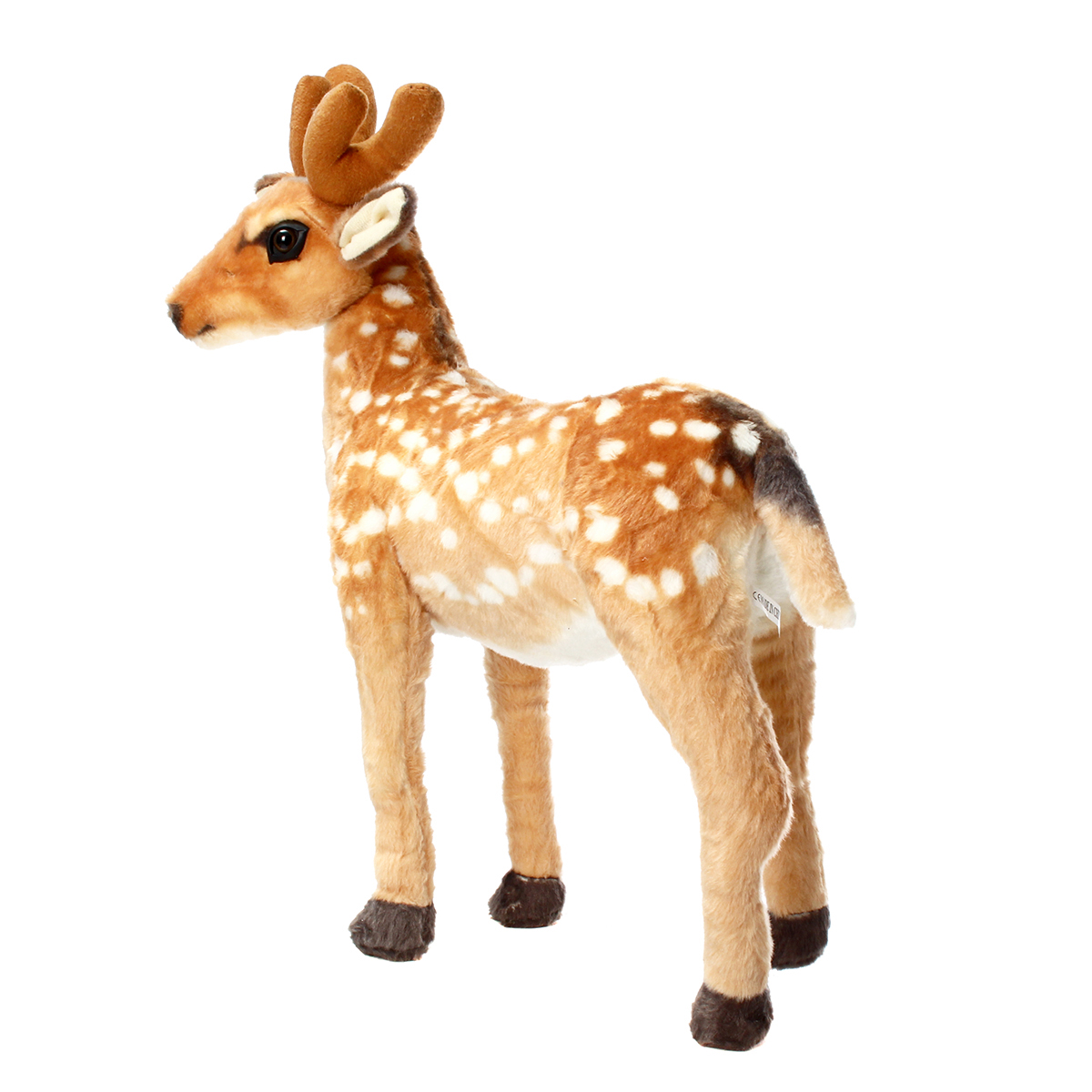 Children Kid Toy Sika Stuffed Plush Toy Deer Soft Animal Toy House Play