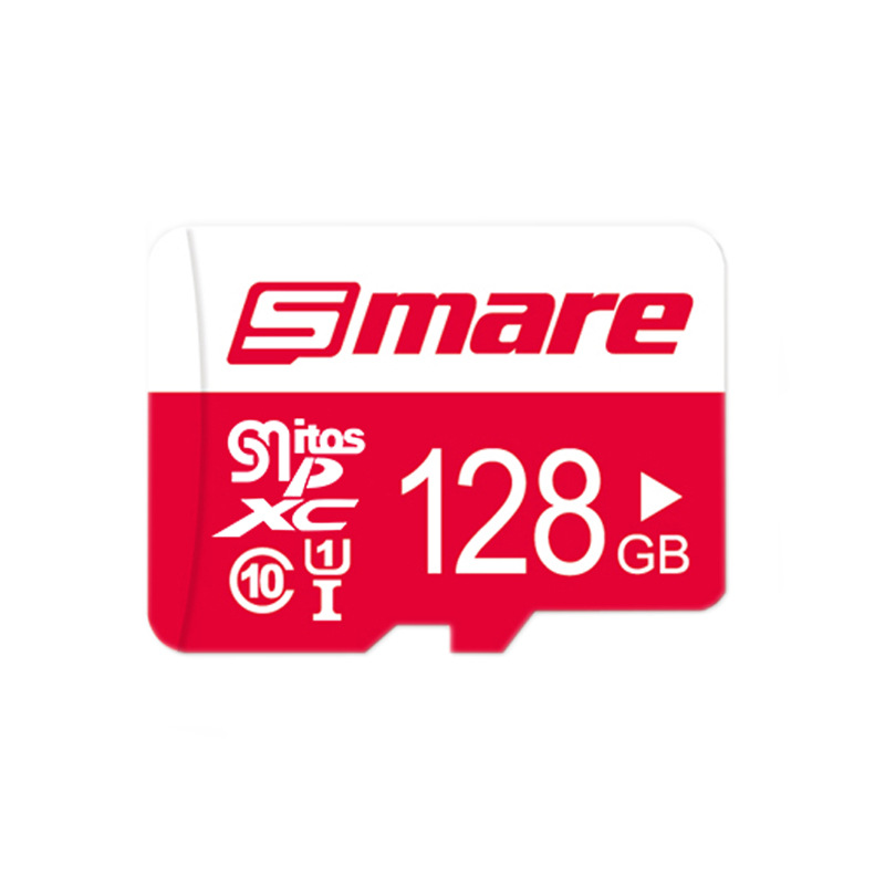 Smare 16GB 32GB 64GB 128GB UHS-I U3 Class 10 High Speed TF Memory Card For Smart Phone Tablet PC