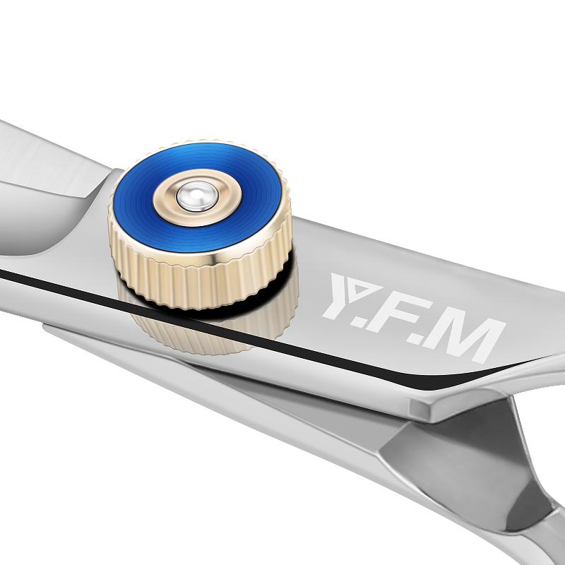 Y.F.M® 4Cr 6 inch Stainless Steel Salon Hair Scissors