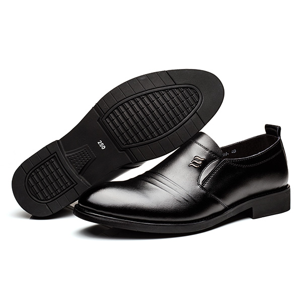 Banggood Shoes Men Business Formal Shoes