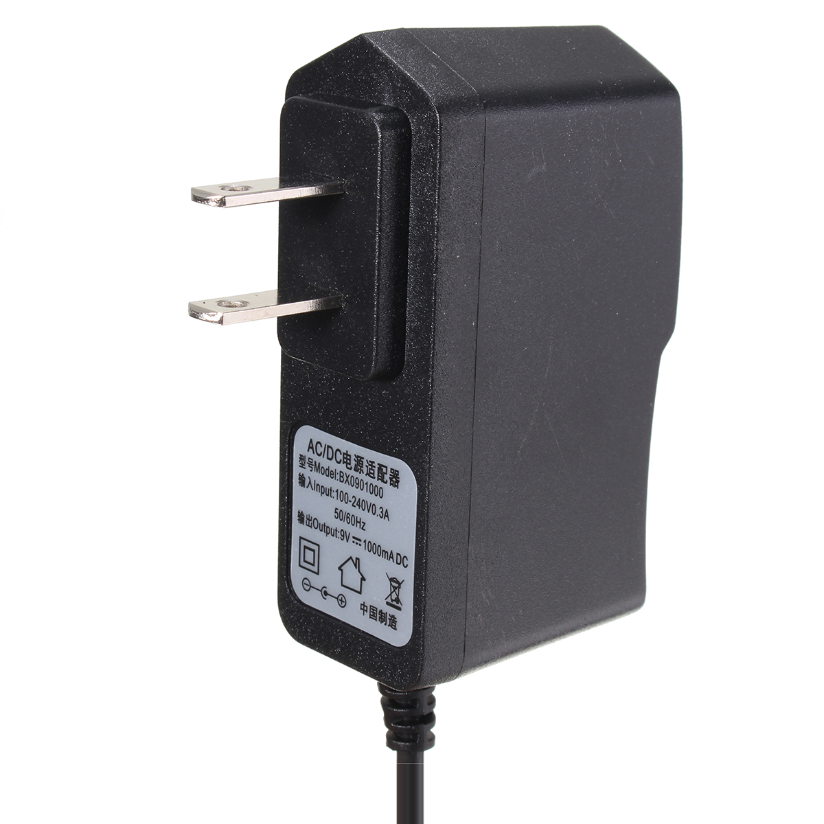 AC/DC Power Adapter Charger For Brother Label Maker P-Touch PT-D200 PT-D200VP