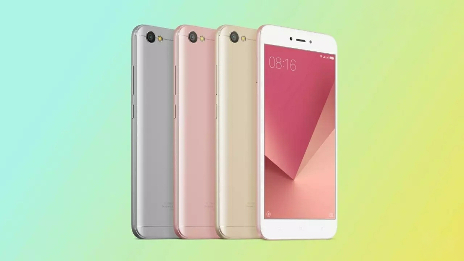 Xiaomi Redmi Note 5A Global Edition 5.5 inch 2GB RAM 16GB ПЗУ Snapdragon 425 Quad core 4G Смартфон