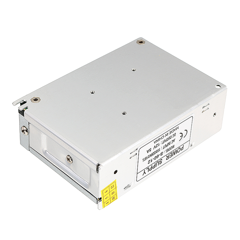 Switching Power Supply Driver Transformer AC 110V-220V to DC 12V 1A 2A 3.2A 5A for LED Strip Light