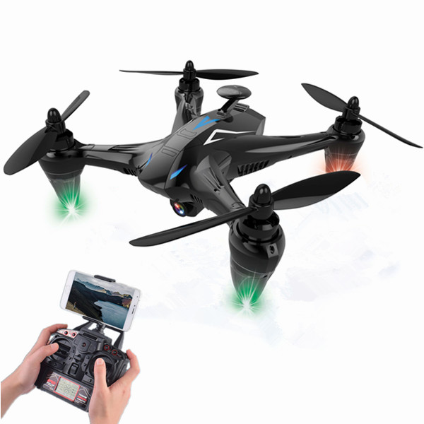XINLIN SHIYE X198 5G WIFI FPV With 2MP/5MP HD Camera Double GPS Brushless RC Drone Quadcopter RTF