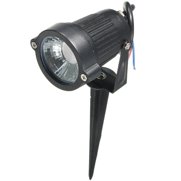 3W IP65 LED Flood Light With Rod For Outdoor Landscape Garden Path AC/DC12V