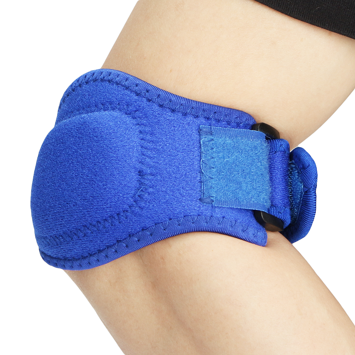 New Tennis Golf Elbow Support Brace Strap Band Forearm Protection Tendon Blue