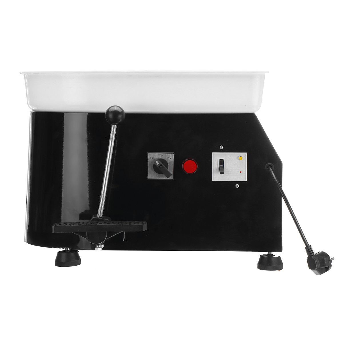 350W 25cm Pottery Forming Machine Electric Pottery Wheel DIY Clay Tool Ceramic Machine Ceramics Clay