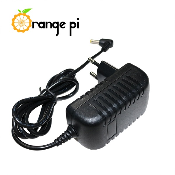 Orange Pi 5V/3A EU European Standard Power Adapter For All Orange Pi