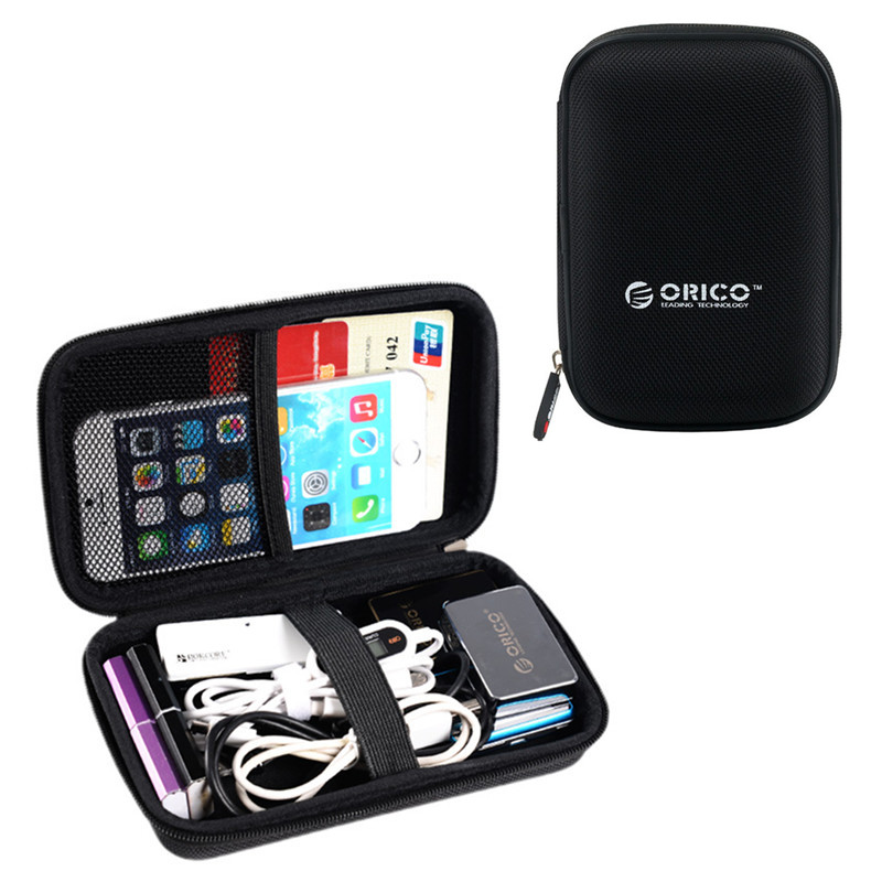 Orico 2.5 Inch Hard Drive Protective Bag Digital Access